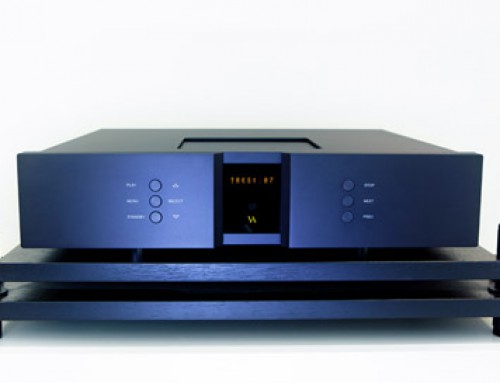 THE ALL NEW RCD-101 CD/DAC, £7,990