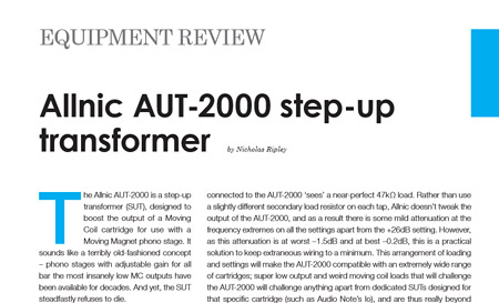Allnic AUT2000