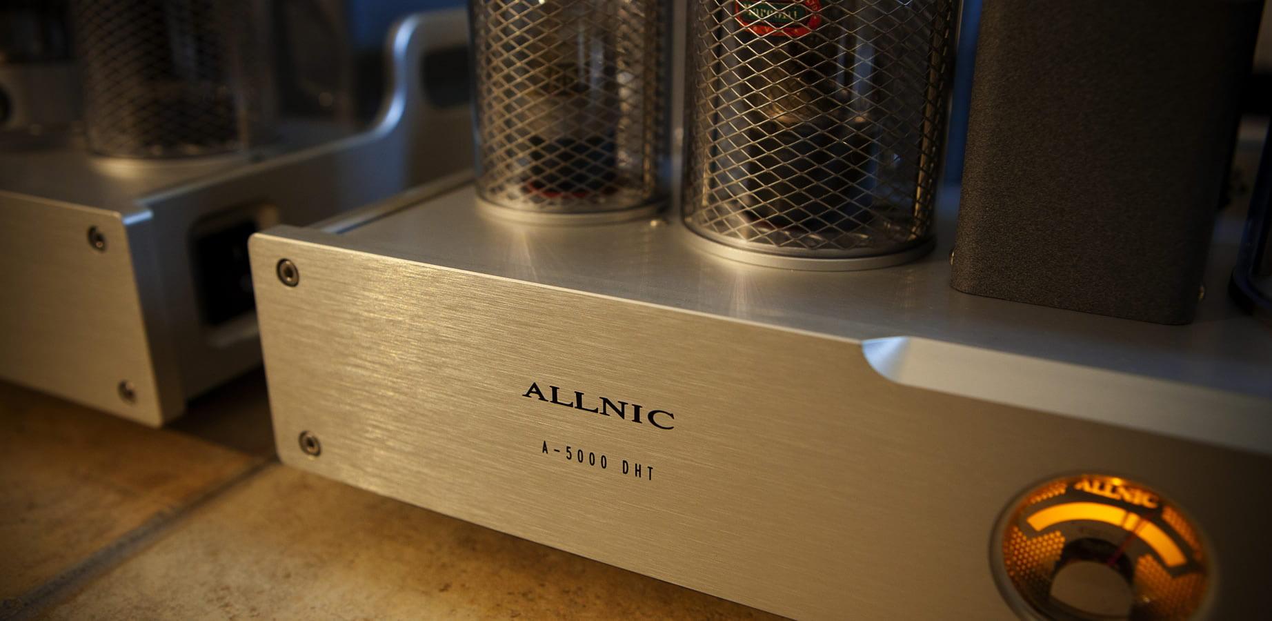 Allnic A5000 DHT @ Lotus Hifi