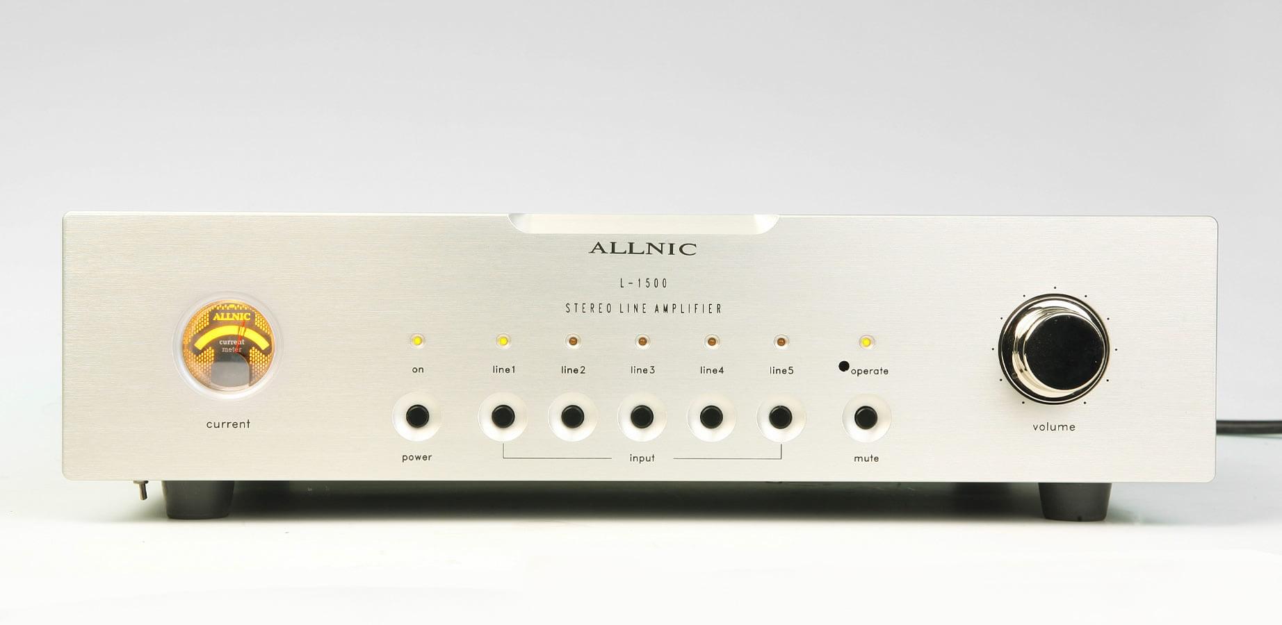 Allnic L1500 @ Lotus Hifi