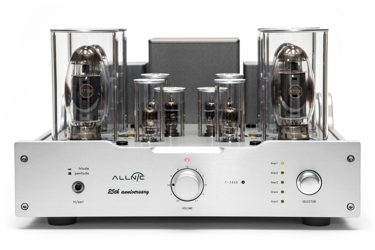 Allnic T2000 25th Anni @ Lotus Hifi