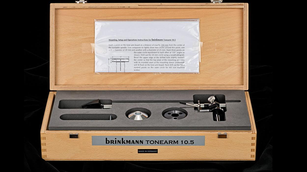 Brinkmann Tonearms @ Lotus Hifi