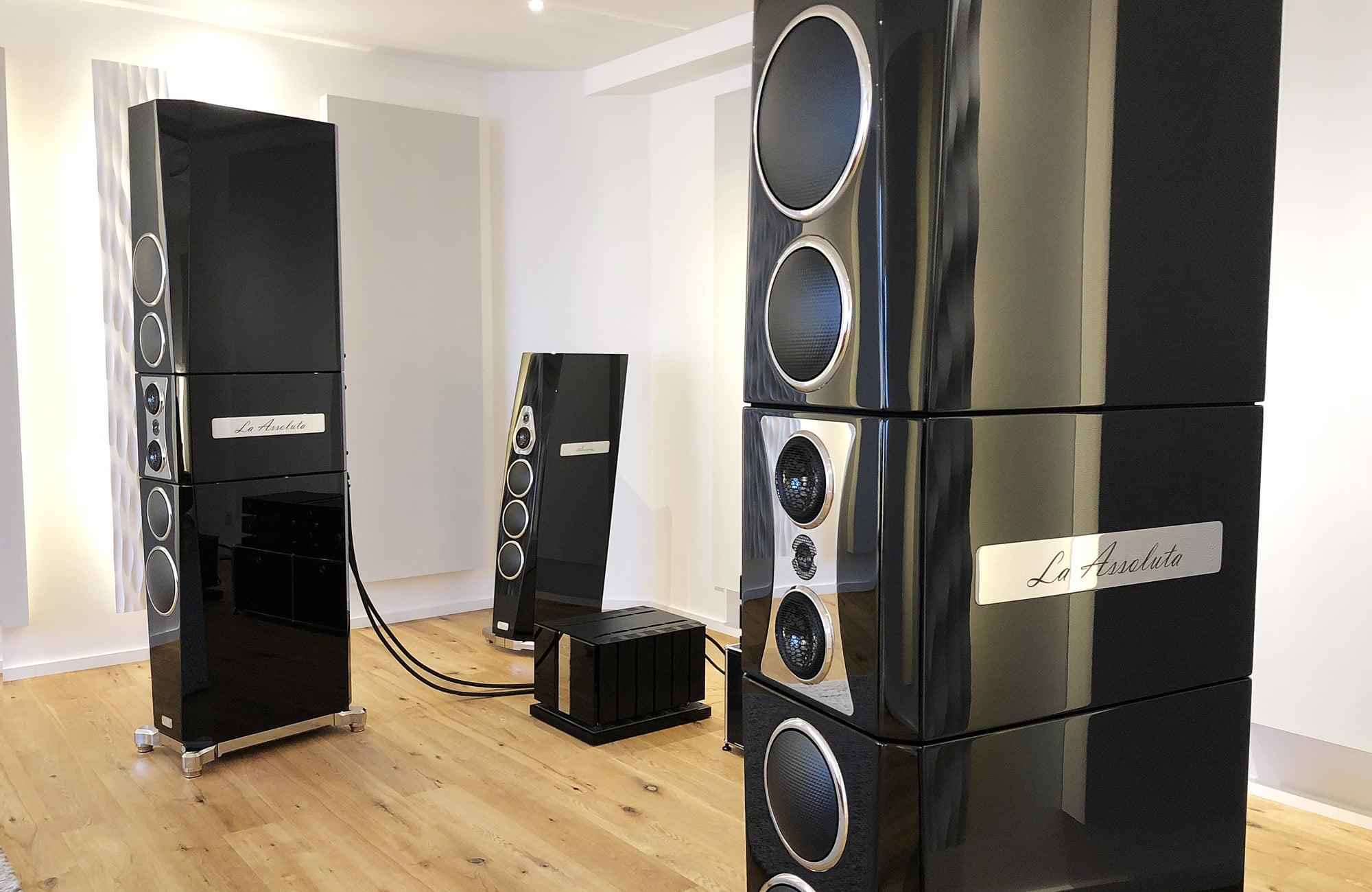 Tidal Audio factory visit