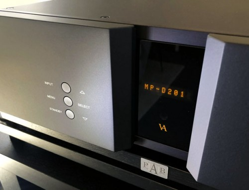 NEW VITUS MASTERPIECE DAC