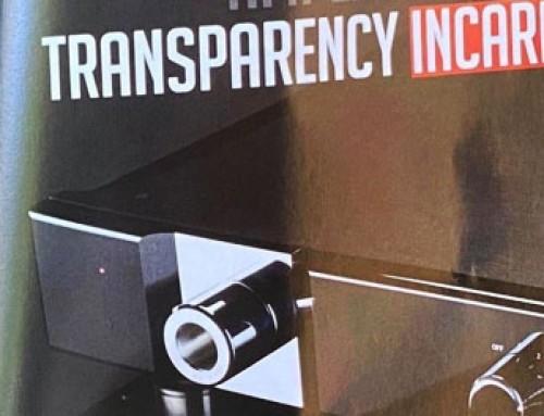 TRANSPARENCY INCARNATE – Tidal review