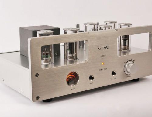 NEW !!! – Allnic H5500 Phonostage